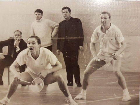 Константин Вавилов (справа) и Николай Пешехонов (слева)