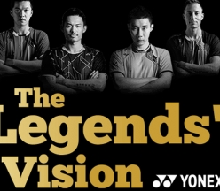 The Legends' Vision или популяризация бадминтона на мировом уровне